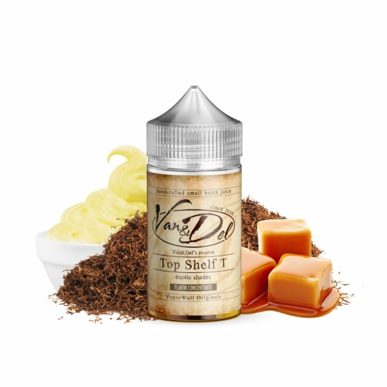 Infamous / Van & Del Design / Top Shelf T 15ml aroma