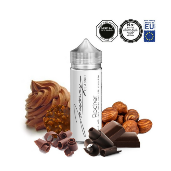 Journey / Classic / Rocher 24ml aroma