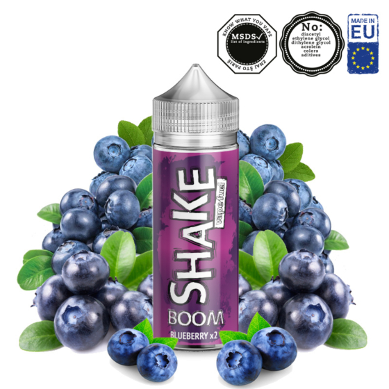 Journey / Shake / BoomBerry 24ml aroma