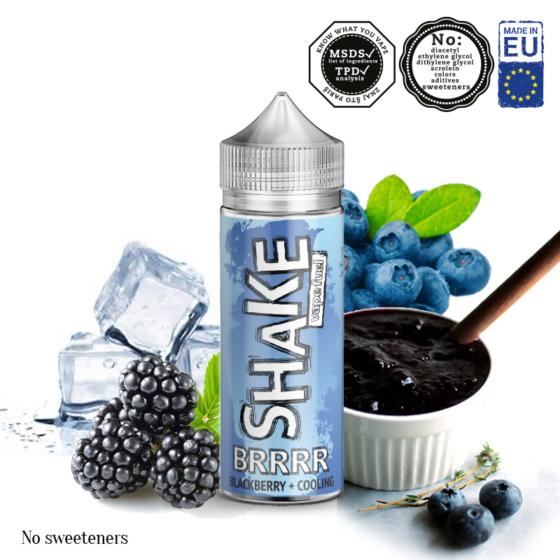 Journey / Shake / BRRRR! 24ml aroma