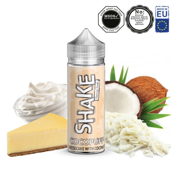 Journey / Shake / CocoPuff 24ml aroma