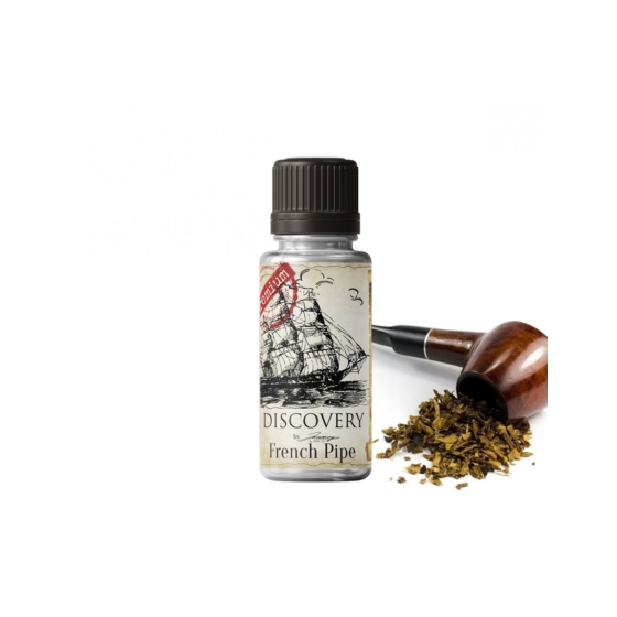 Journey / Discovery / French Pipe 10ml aroma