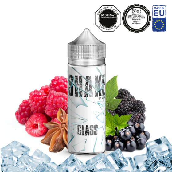 Journey / Shake / Glass 24ml aroma