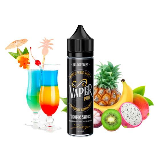 Vaper Pub by Journey / Tropic Shots 6ml aroma