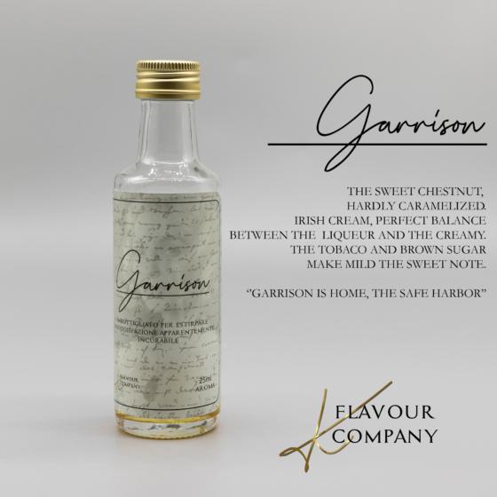 K Flavour Company / Premium25 / Garrison 25ml aroma / Longfill