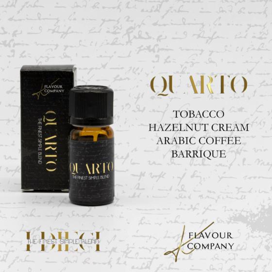K Flavour Company / I DIECI / Quarto 10ml aroma