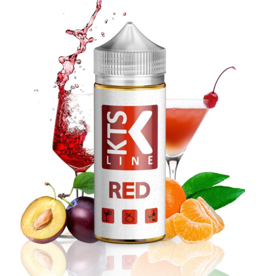 KTS Line / Red 30ml Aroma