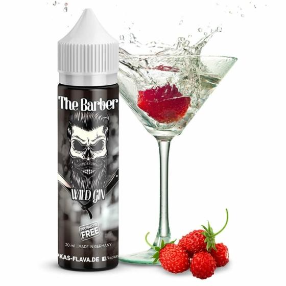 Kapka's Flava - The Barber / Wild Gin 20ml aroma [SCF]