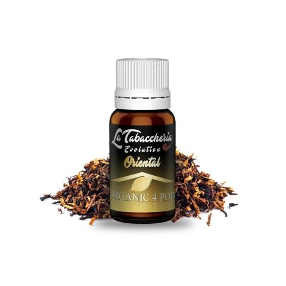 La Tabaccheria / Organic 4 Pod Line / Oriental 10ml aroma