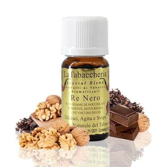 La Tabaccheria / Special Blend / RE NERO 10ml aroma