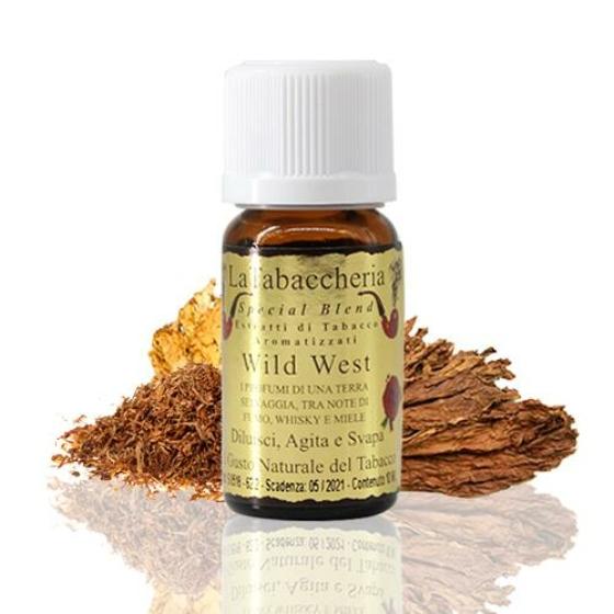 La Tabaccheria / Special Blend / WILD WEST 10ml aroma