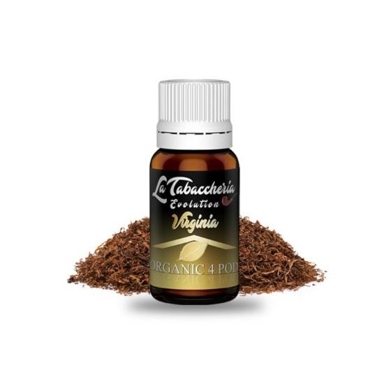 La Tabaccheria / Organic 4 Pod Line / Virginia 10ml aroma