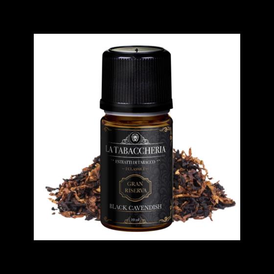 La Tabaccheria / Gran Riserva / Black Cavendish 10ml aroma