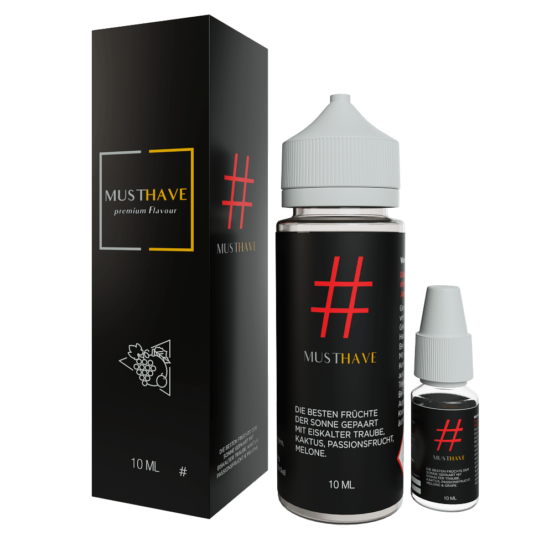 Must Have / # 10ml Aroma