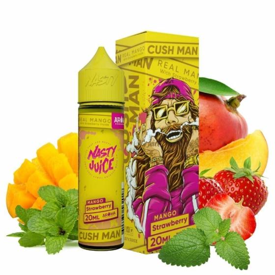 Nasty Juice / Cush Man Strawberry 20ml aroma