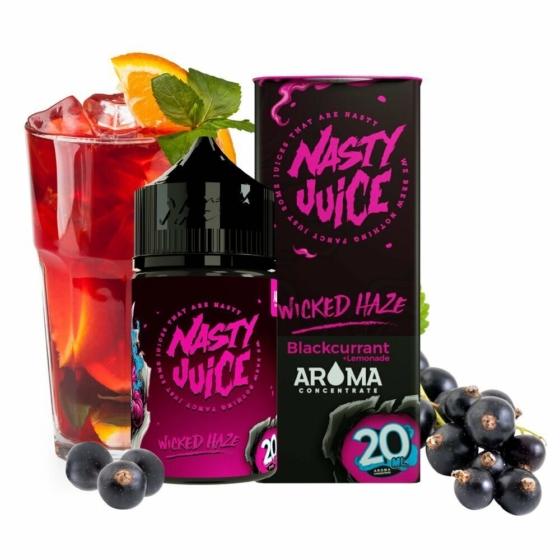 Nasty Juice / Wicked Haze 20ml aroma