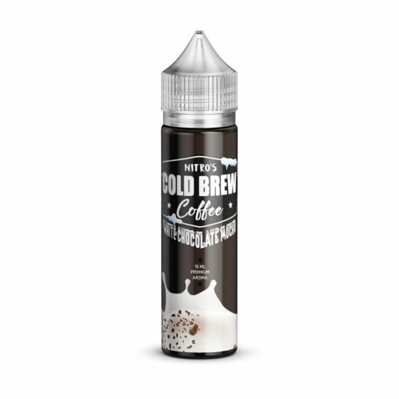 Nitro's Cold Brew Coffee / White Chocolate Mocha 15ml aroma
