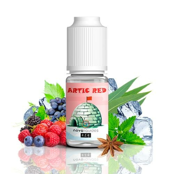 Nova Liquides / Artic Red 10ml aroma