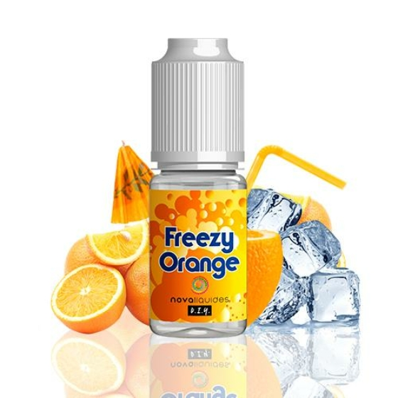 Nova Liquides / Freeze Orange 10ml aroma