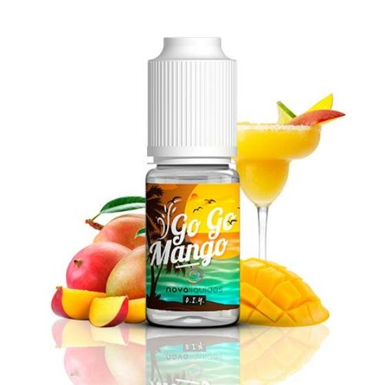 Nova Liquides / Gogo Mango 10ml aroma
