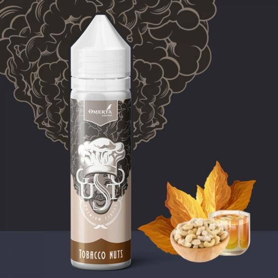 Omerta Premium / Gusto / Tobacco Nuts 20ml aroma