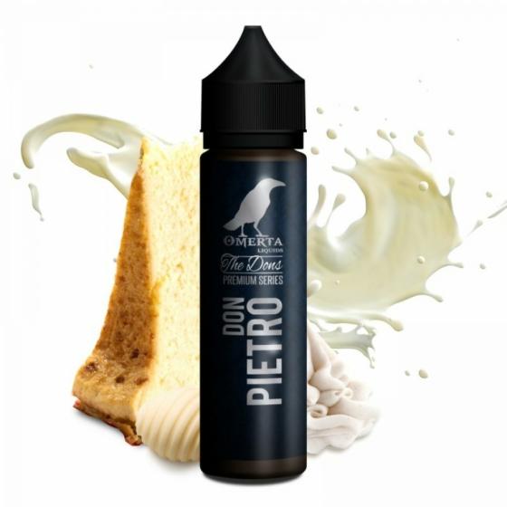 Omerta Premium / The Dons / Don Pietro 20ml aroma