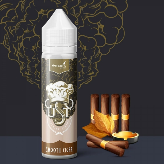 Omerta Premium / Gusto / Smooth Cigar 20ml aroma