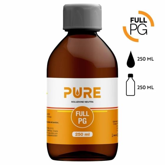 PURE / 250ml PG alapfolyadék