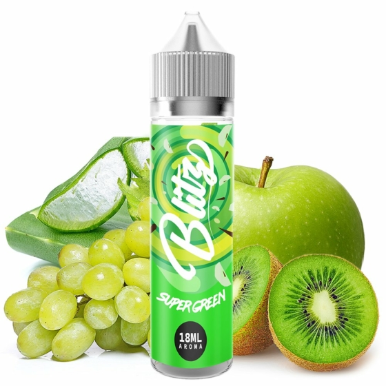 Blitz / Super Green 18ml Aroma