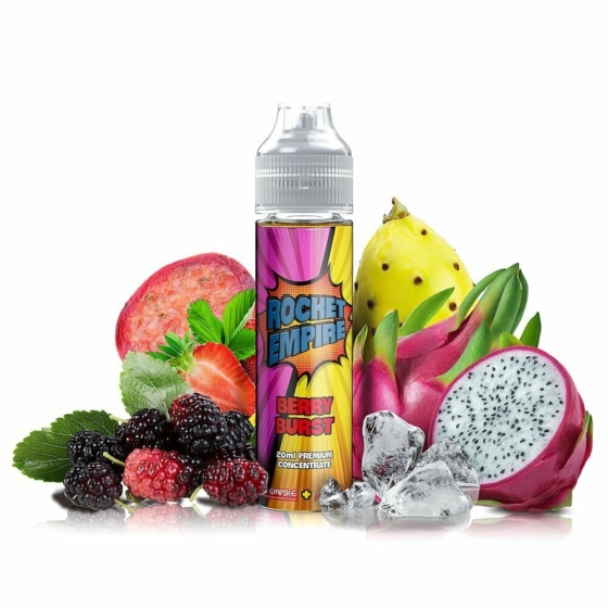 Rocket Empire / Berry Burst - Ohne Cooling 20ml Aroma