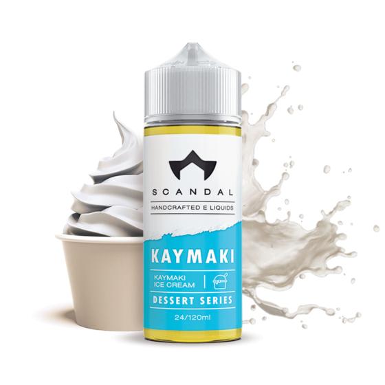 Scandal Flavors / Kaymaki / 24ml aroma