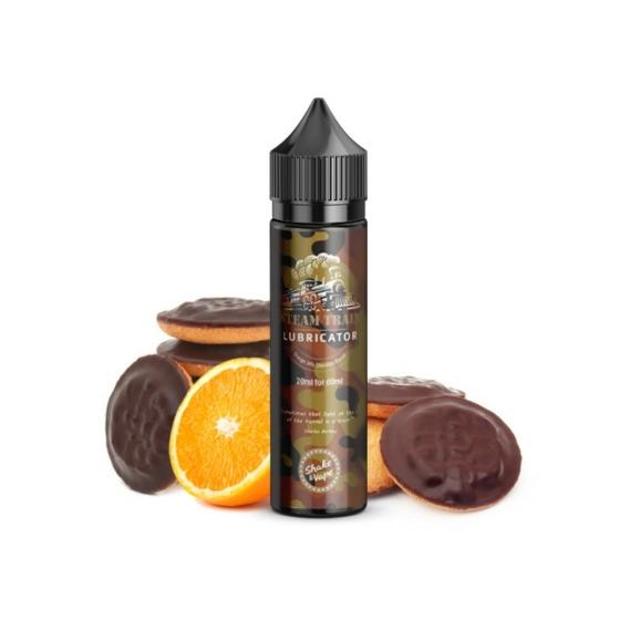 Steam Train Premium / Lubricator 20ml aroma