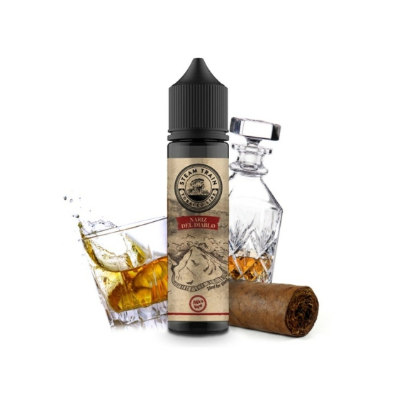 Steam Train Premium / Nariz Del Diablo 20ml aroma