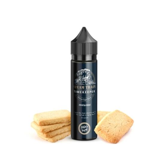 Steam Train Premium / Timekeeper 20ml aroma