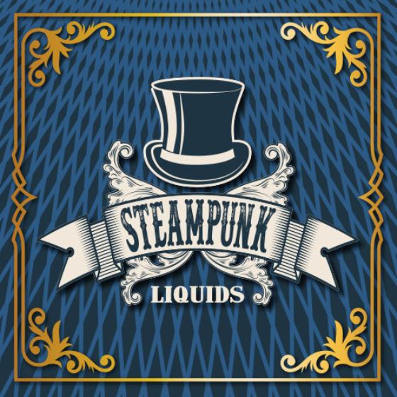 SteamPunk / 1000ml PG alapfolyadék