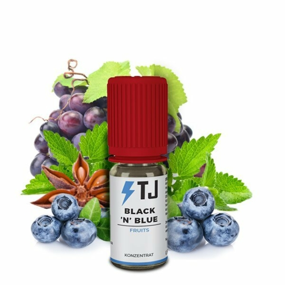 T-juice / Black'n'Blue 10ml [2021]