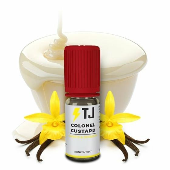 T-juice / Colonel Custard 10ml [2021]