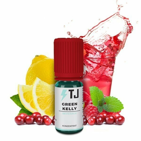 T-juice / Green Kelly 10ml [2021]