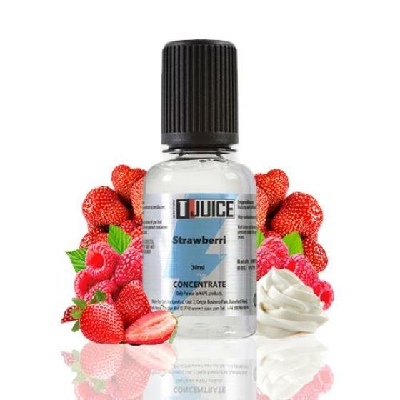 T-juice / Strawberri 30ml