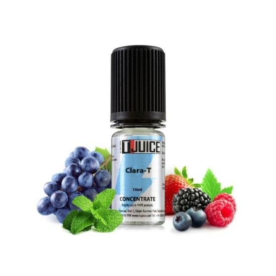 T-juice / Clara-T 10ml