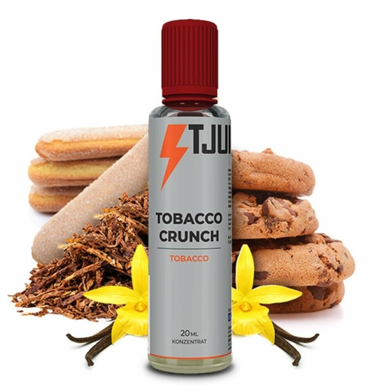 T-juice / Tobacco Crunch 20ml aroma [2021]