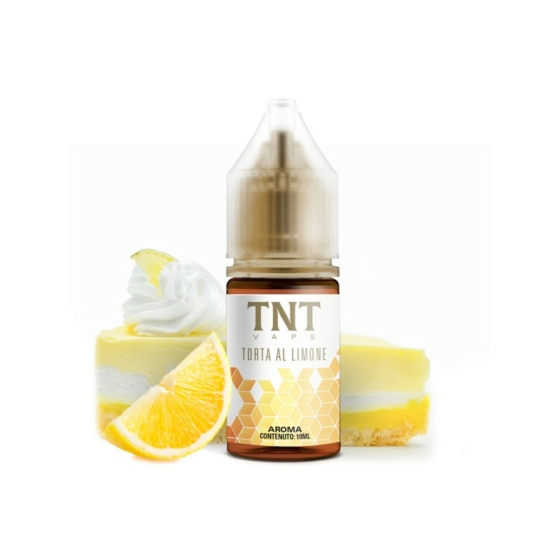 TNT / Colors / Torta al Limone 10ml aroma
