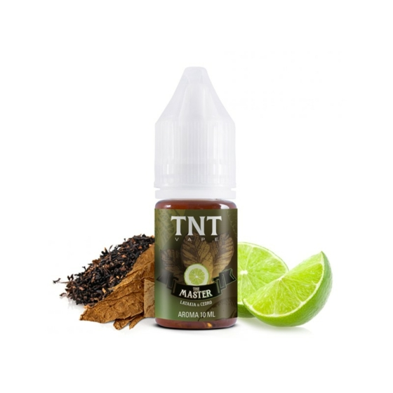 [NET] TNT / The Master 10ml aroma