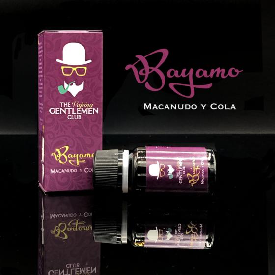 TVGC / Bayamo - Macanudo y Cola 11ml aroma