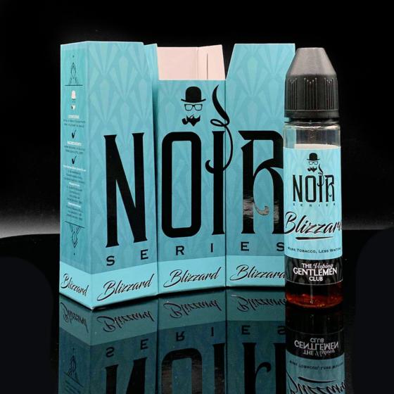 TVGC / Noir / Blizzard - Latakia & Pear 20ml aroma