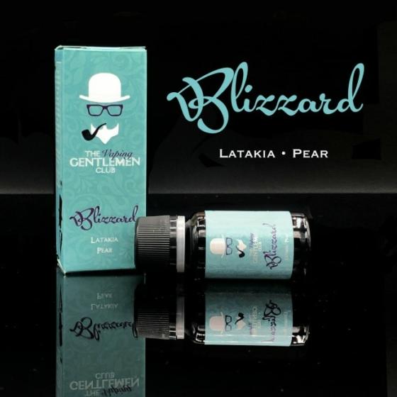 TVGC / Blizzard - Latakia & Pear 11ml aroma