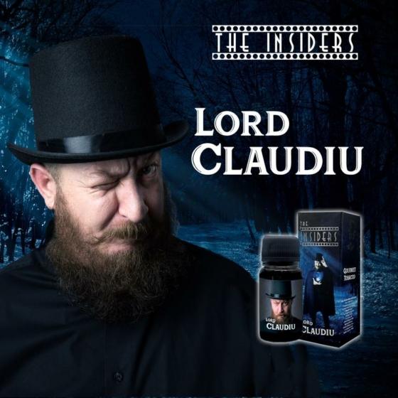 TVGC / The Insiders / Lord Claudiu – Gourmet Tobacco 11ml aroma