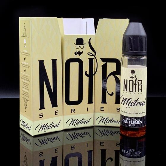 TVGC / Noir / Mistral - Sweet Virginia & Apricot 20ml aroma