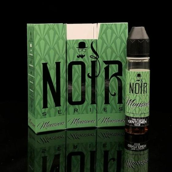 TVGC / Noir / Monsoon - Tobacco, vanilla, caramel & coconut 20ml aroma