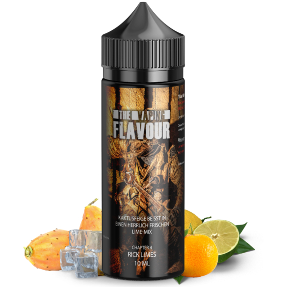 The Vaping Flavour / Ch. 4 - Rick Limes 10ml Aroma